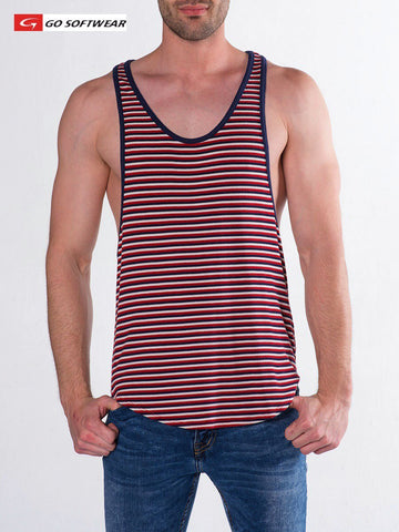 IL LAGO Athletic Tank