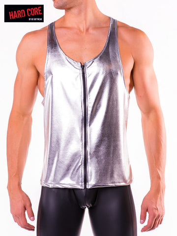 HARD CORE PLATINUM Zip Front Vest