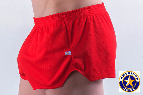 A J Ultra Running Short