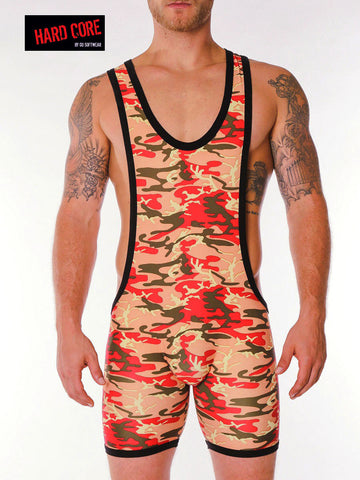 BOOT CAMP CAMOUFLAGE SINGLET