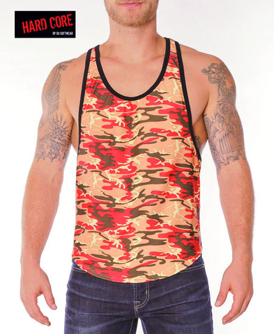BOOT CAMP CAMOUFLAGE MUSCLE TANK