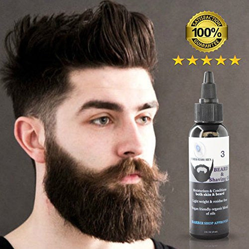 Wisely Made Beard and Shaving Oil