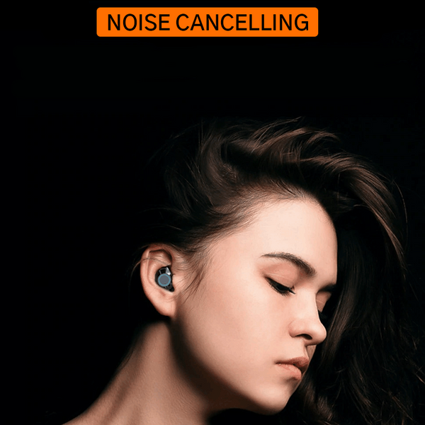 TWS G02 noise cancelling