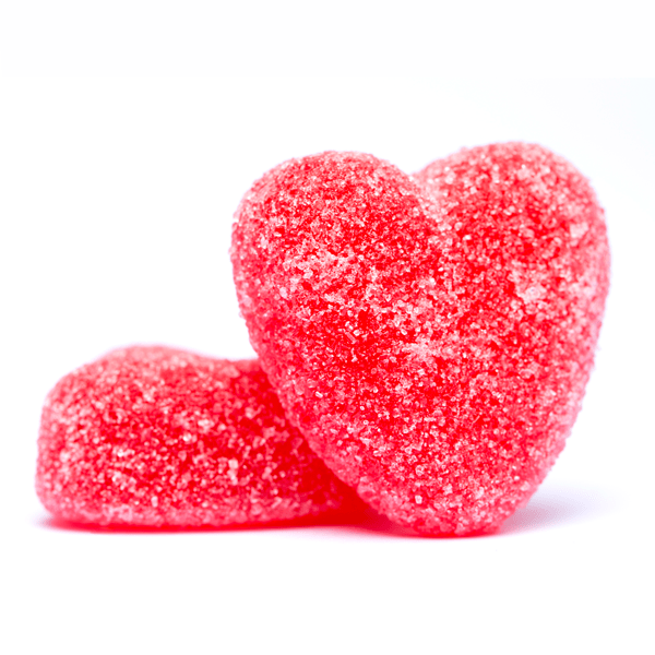 Sugar Love Hearts - ZaZoLi
