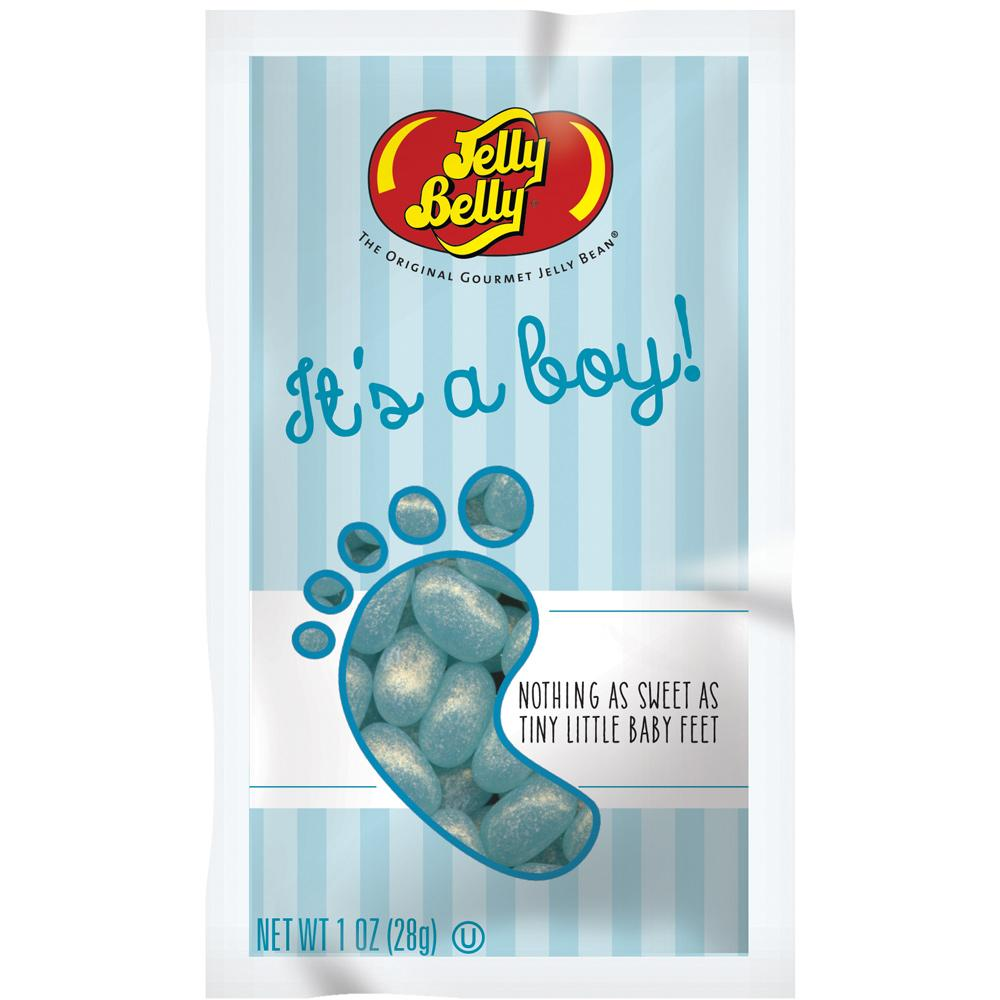 Jelly Belly® It's a Boy! Jelly Beans (1 oz Bag)