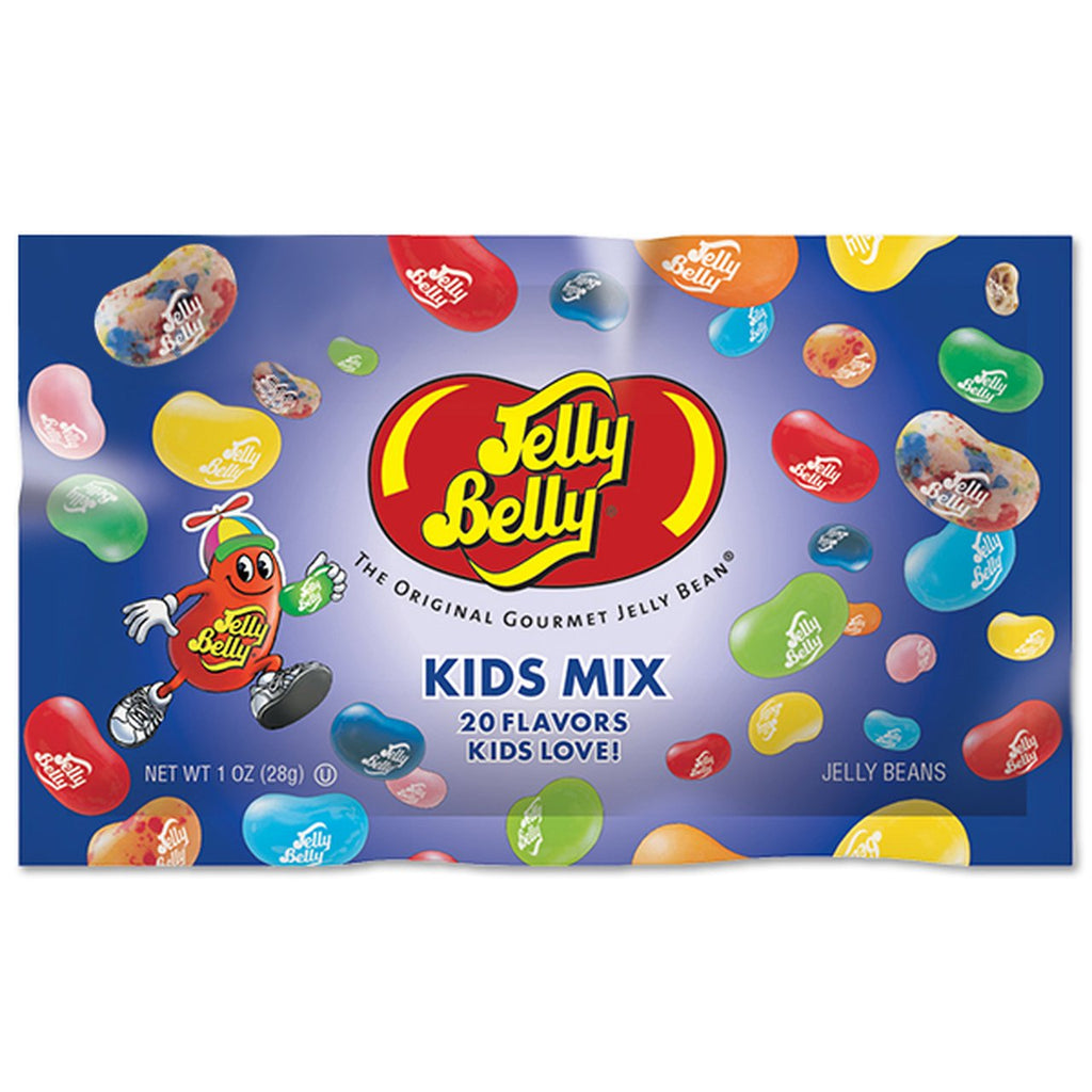 Jelly Belly Kids Mix Jelly Beans 1 oz Bag