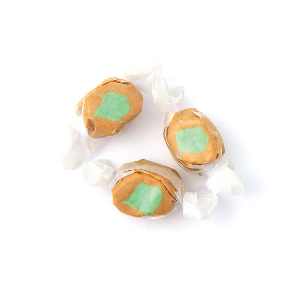 Caramel Apple Sweet Candy Taffy