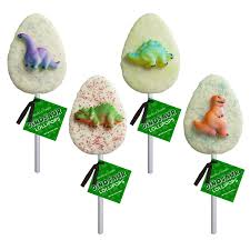 Dinosaur Egg Lollipop