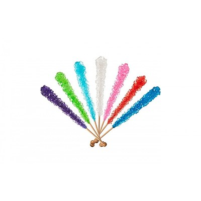 Rock Candy Sticks