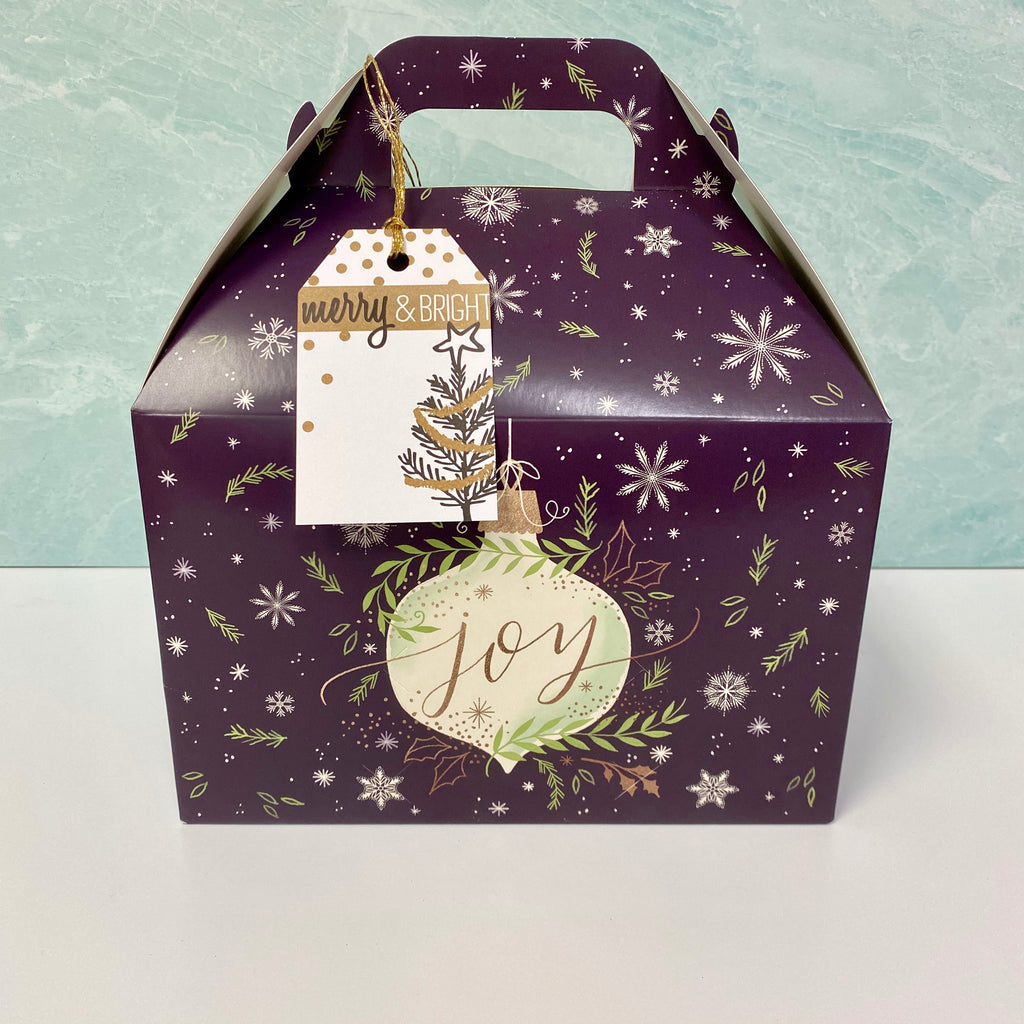 Bringing Joy Gable Gift Basket