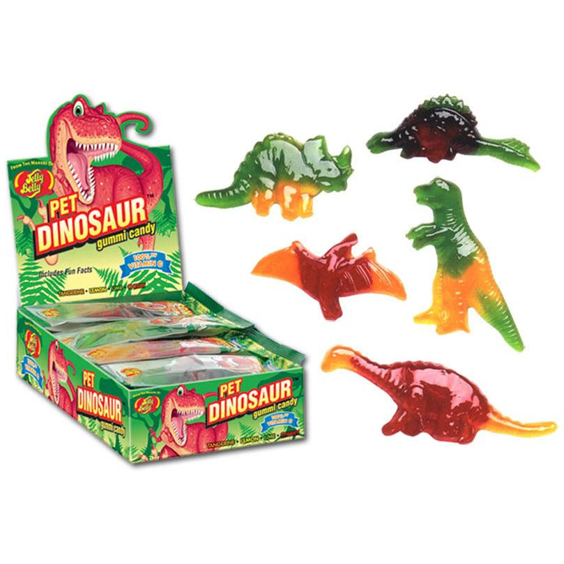 Jelly Belly® Pet Dinosaur Gummi