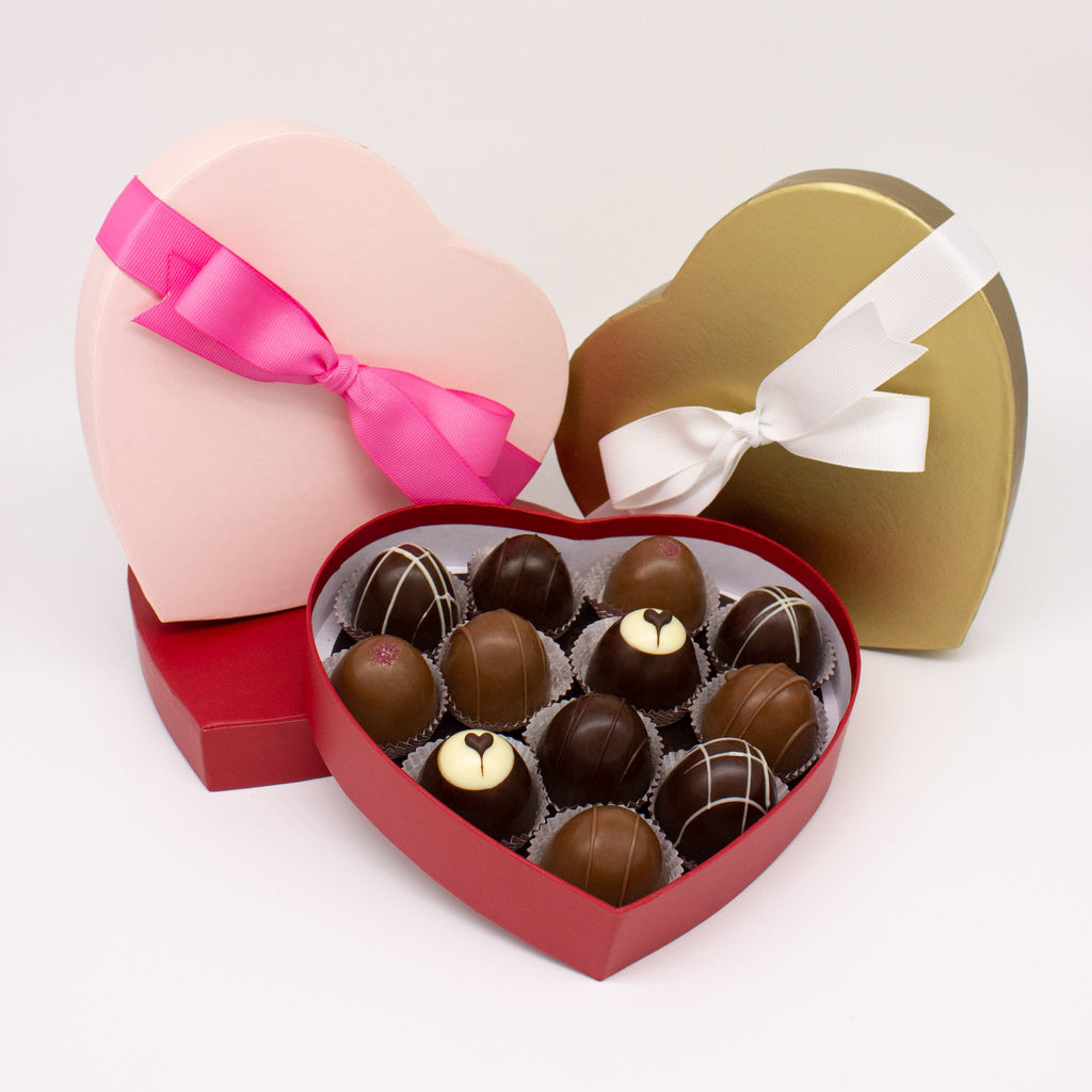 Heart Shaped Gift Box - ZaZoLi