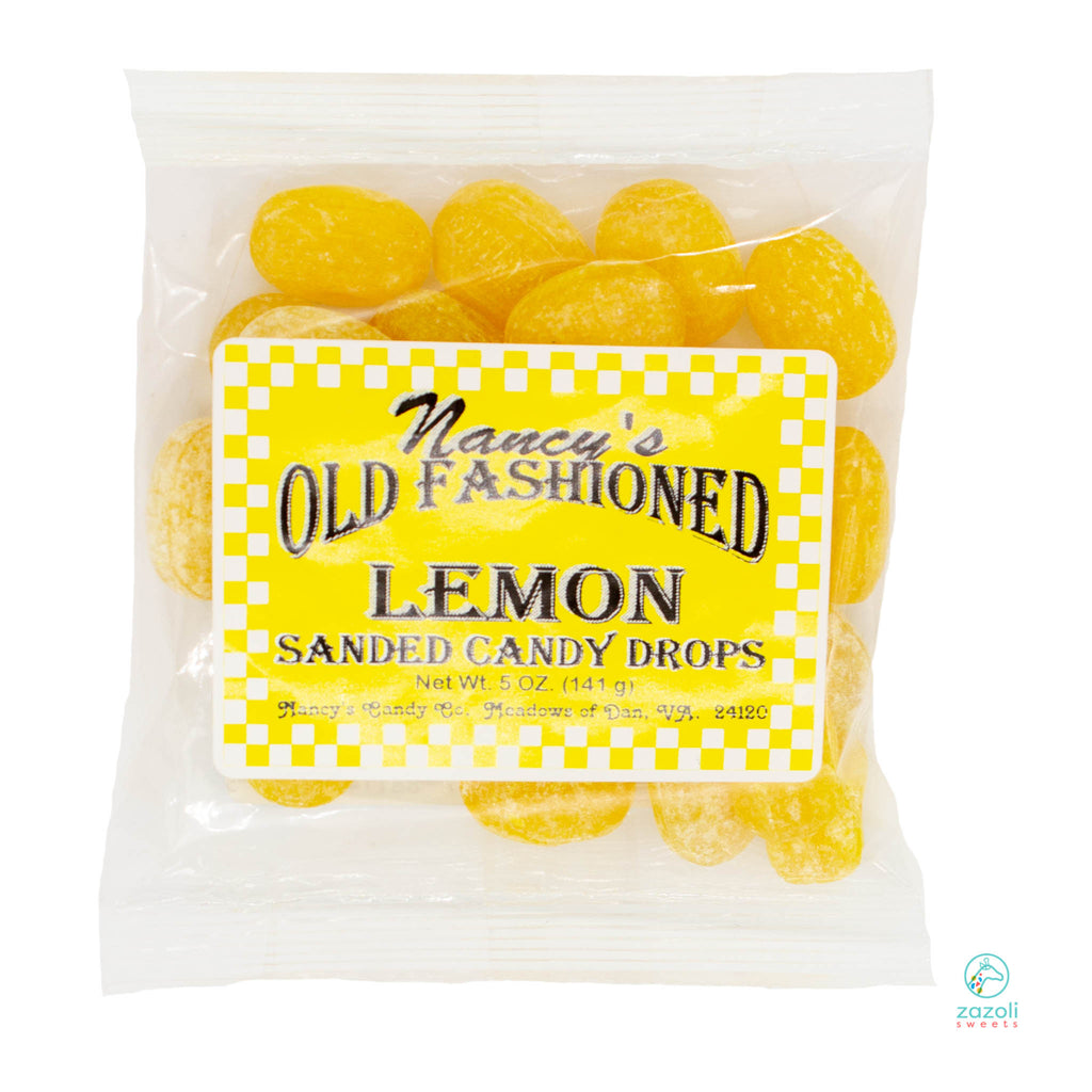 Old Fashioned Lemon Drops