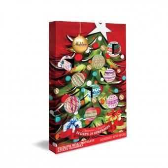 Madelaine Chocolate Christmas Tree Advent Calendar