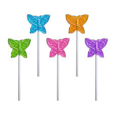 Mini Butterfly Lollipop