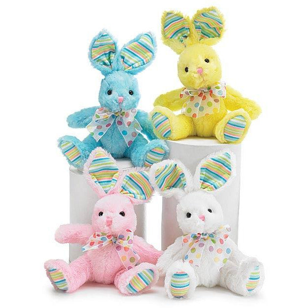 Plush Easter Bunnies