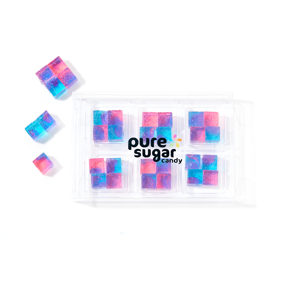 Rock Candy Cubes