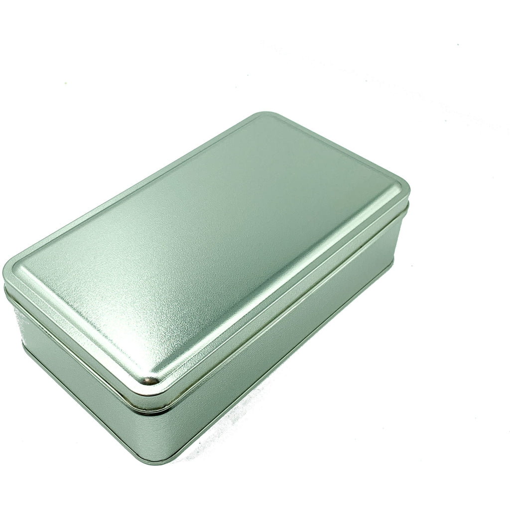 Rectangle Tin Container - ZaZoLi
