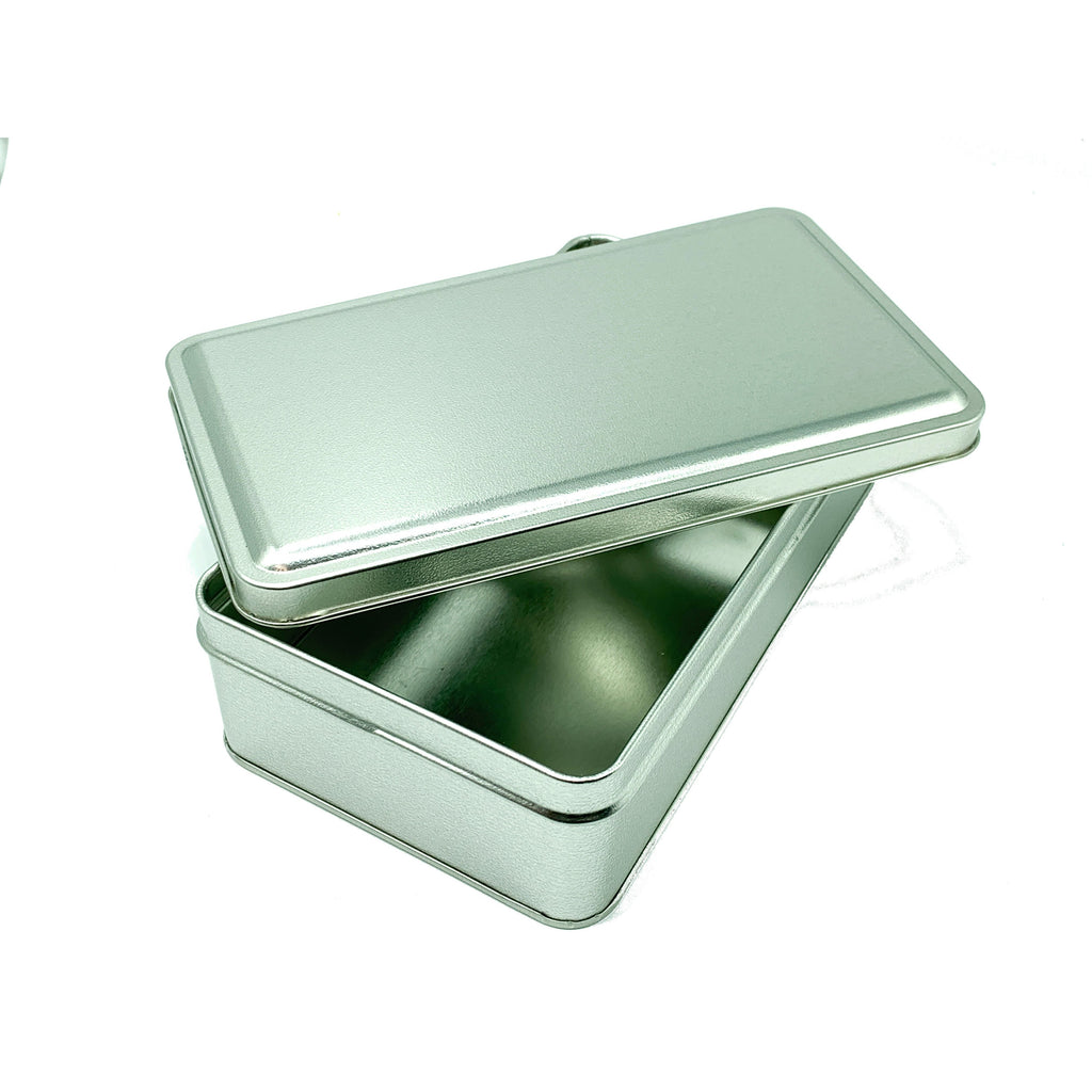 Rectangle Tin Container