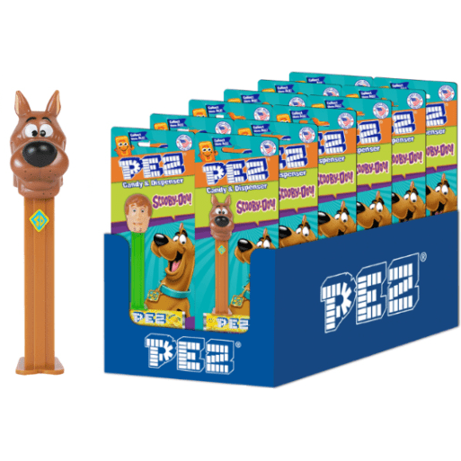 Scooby-Doo Pez Candy