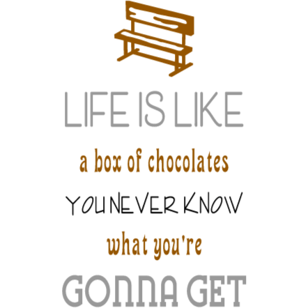 Life is Like a Box of Chocolates Bundle - ZaZoLi