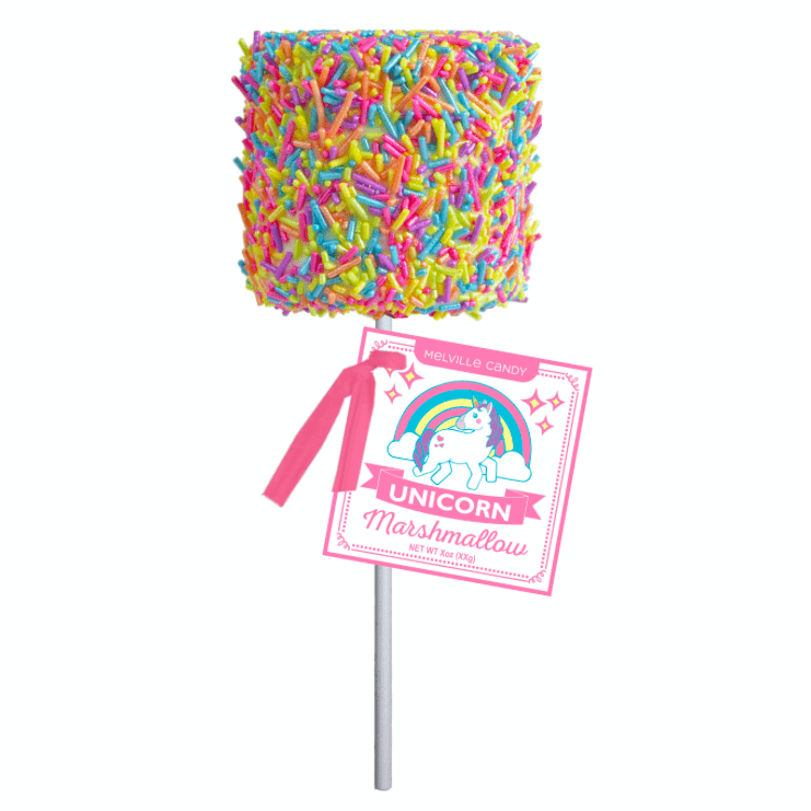 Giant Magical Unicorn Sprinkles  Marshmallow - ZaZoLi