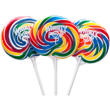 Whirly Pop Lollipop - 3""