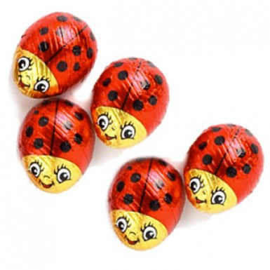 Madelaine Chocolate® Ladybugs