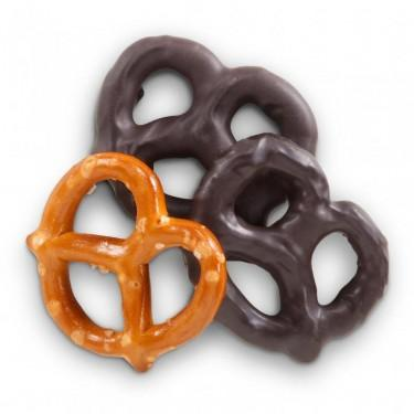 Chocolate Mini Pretzels - ZaZoLi