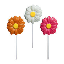 Fancy Daisy Lollipop