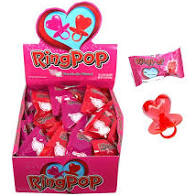 Heart Ring Pops