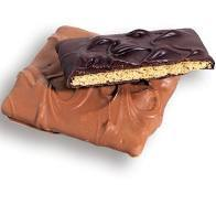 Chocolate Covered Graham Crackers (2 PC)