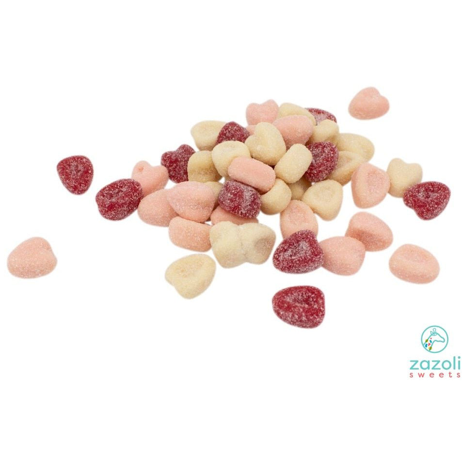 Jelly Belly® Petite Sour Hearts Chewy Candy