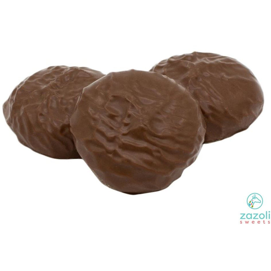 Milk And Dark Chocolate Double Dip Mints