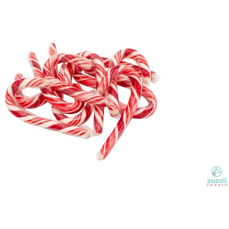 Mini Peppermint Candy Canes