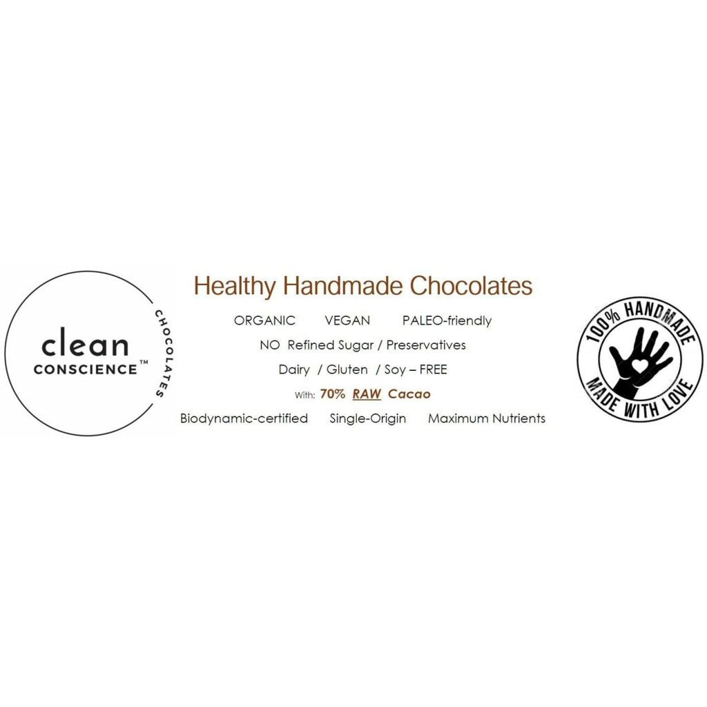 Raw Nut & Seed Bark - Clean Conscience Chocolates Chocolate