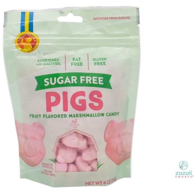 Sugar Free Pigs Marshmallow