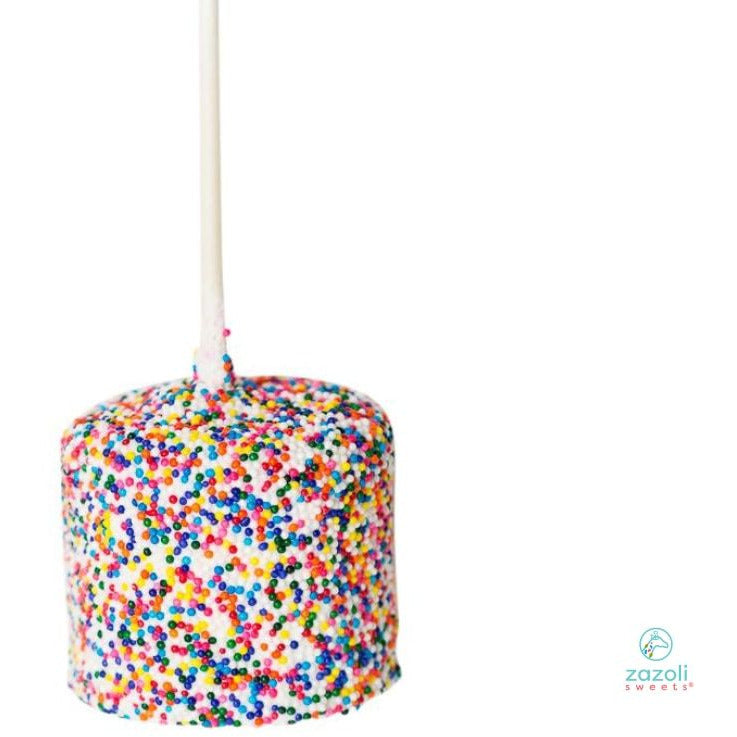 Zazoli Sweets® Birthday Sprinkled Mallow Marshmallow