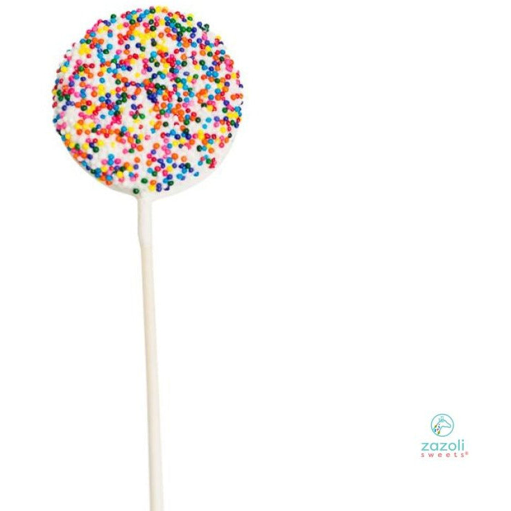 Zazoli Sweets® Birthday Sprinkled Sandwich Cookie