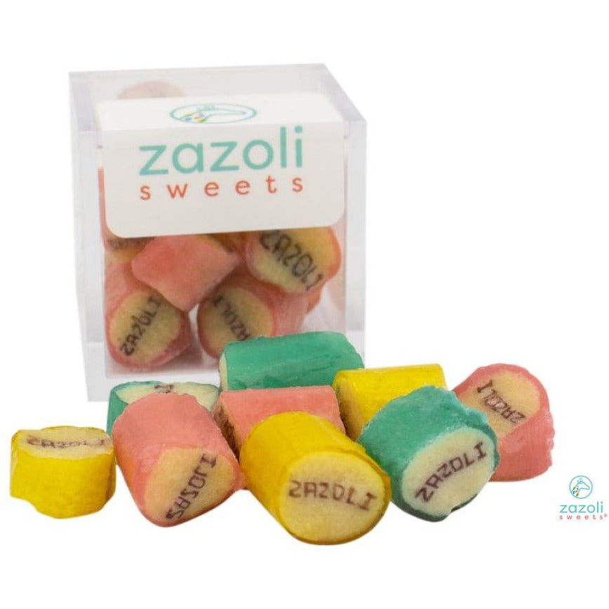 Zazoli Sweets® Fruit Flavored Rock Candy Hard