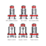 Smok RPM Replacement Coils / RBA