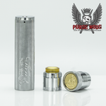 The Truck Mod /Cap Set - Chrome Plated Brass (Blems)