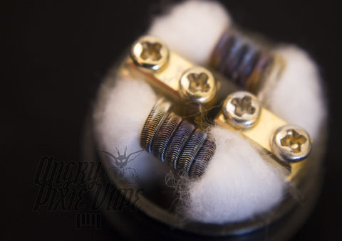 Angry Pixie Coils