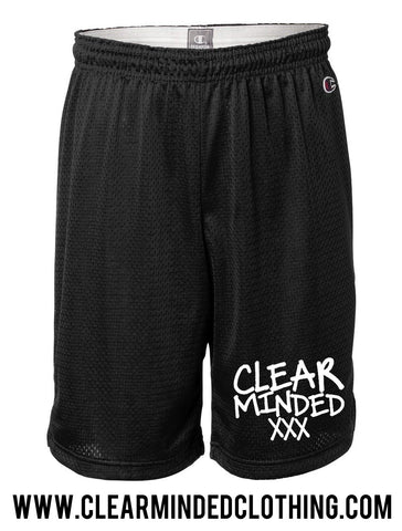 Quickhand Mesh Shorts - Clear Minded Clothing