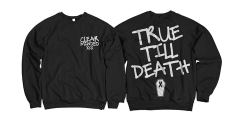 Quick Hand Crewneck - Clear Minded Clothing