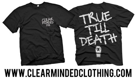 Quick Hand Shirt (Black) - Clear Minded Clothing