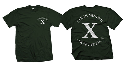 Self Titled Shirt - Clear Minded Clothing