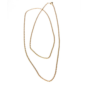 Rope Necklace 24""