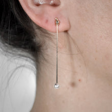 Load image into Gallery viewer, Pilar Earrings, Pearl