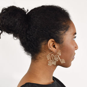Nazca Earrings